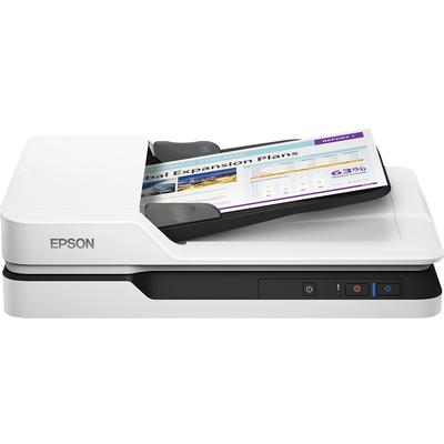 Epson WorkForce DS-1630 Scanner - Zwart,Wit