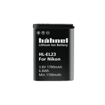 Hahnel HL-EL23 - Zwart