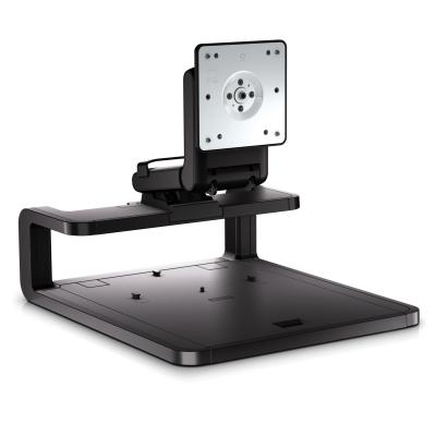 Hp montagekit: Adjustable Display Stand - Zwart