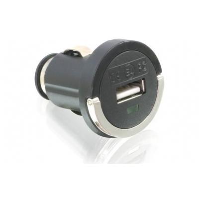 Delock netvoeding: DC Car Adapter 1 x USB