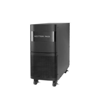 FSP/Fortron Battery Bank f/ Custos Series 6.0-10.0 kVA UPS, 240V, Black UPS batterij - Zwart