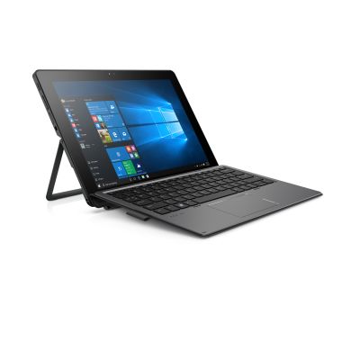 "Hp laptop: Pro x2 612 G2 - 12"" 128GB SSD - Zwart"
