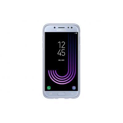 Samsung mobile phone case: Jelly Cover EF-AJ530 für Galaxy J5 (2017), blau - Blauw