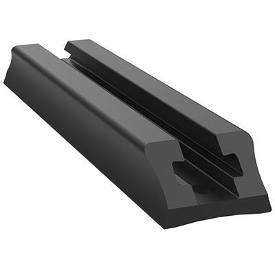 RAM Mounts RAP-TRACK-DR-4U Montagekit - Zwart