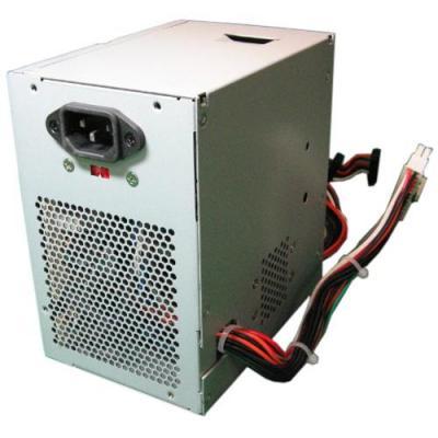 Dell power supply unit: 305W, PFC, for Dimension 5100, 5100C, E510, E510n, OptiPlex 320, 320n - Zilver (Refurbished ZG)