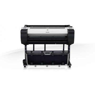 Canon grootformaat printer: imagePROGRAF imagePROGRAF iPF780 - Zwart, Cyaan, Magenta, Mat Zwart, Geel