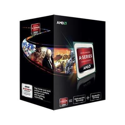Amd processor: A series A6-7400K black
