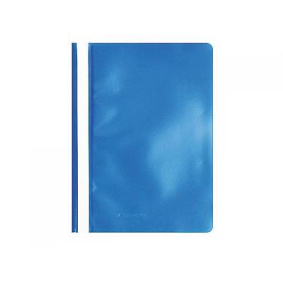 Staples ringband: Hechtmap SPLS A4 blauw/pk 10