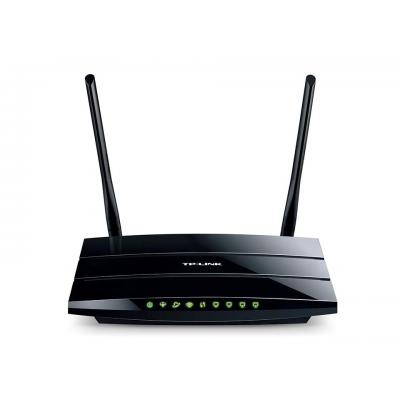Tp-link wireless router: 300Mbps Wireless N Gigabit ADSL2+ Modem Router, 300Mbps, 4 x RJ-45, 1 x RJ-11, USB 2.0, .....