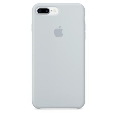 Apple mobile phone case: Siliconenhoesje voor iPhone 7 Plus - Nevelblauw