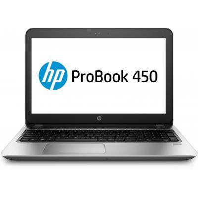 Hp laptop: ProBook ProBook 450 G4 - Zilver