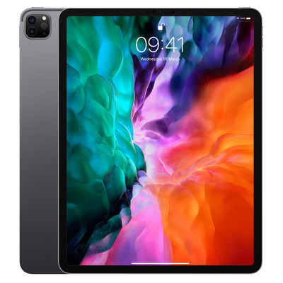 Apple iPad Pro 12.9-inch (2020) Wi-Fi 128GB Space Grey Tablet - Grijs