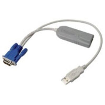 Raritan P2CIM-AUSB-64PAC KVM kabel - Beige