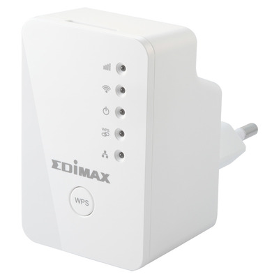 Edimax netwerk verlenger: EW-7438RPn Mini - Wit