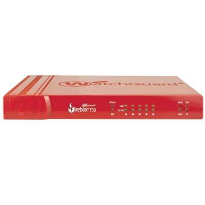 Watchguard firewall: Firebox T30, 3-yr Standart Support