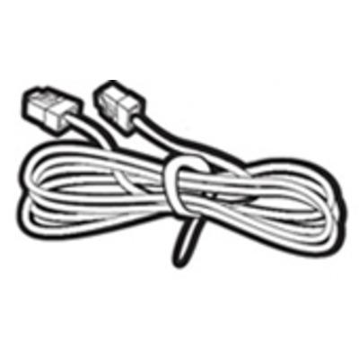HP 8120-8910 Telefoon kabel - Zwart