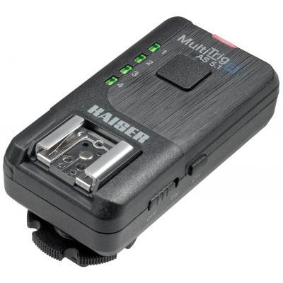 Kaiser fototechnik camera flits accessoire: MultiTrig AS 5.1R - Zwart