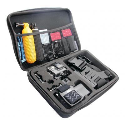 Easypix GoXtreme Hardshell Protection Case Large - Zwart