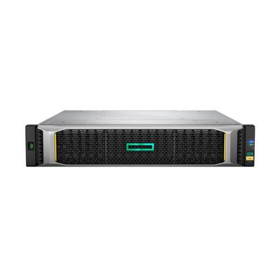 Hewlett Packard Enterprise MSA 2052 SAN - Zwart