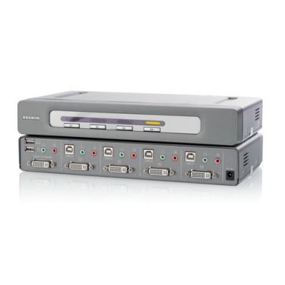 Belkin F1DN104DEA KVM switch