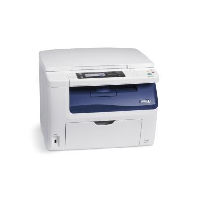 Xerox multifunctional: WorkCentre 6025V_BI - Blauw, Wit