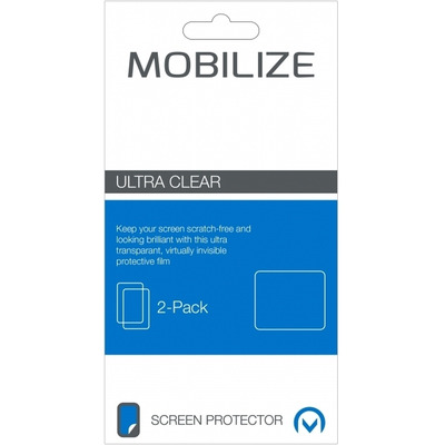 Mobilize Clear 2-pack Alcatel One Touch Pop C7 Screen protector