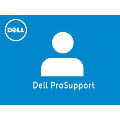 Dell garantie: 3Y PS NBD - 5Y PS NBD