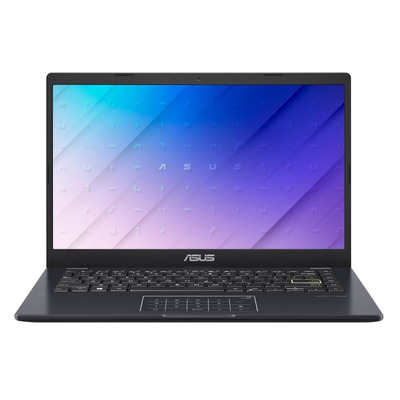 ASUS E410MA-EB009T - QWERTY Laptop - Blauw