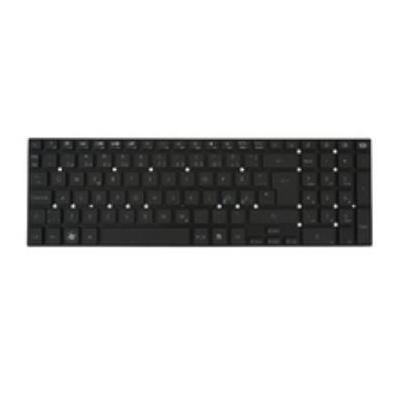Acer notebook reserve-onderdeel: Keyboard (Nordic), Black - Zwart