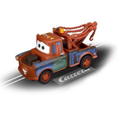 "Carrera toy vehicle: Disney/Pixar Cars ""Hook"" - Bruin"