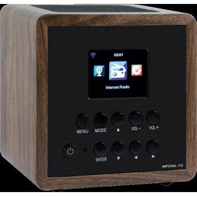 Telestar radio: Imperial i10 - Hout