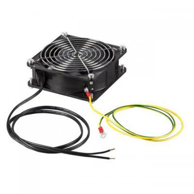"EFB Elektronik Fan f / 48.26 cm (19"") Wall Mounting Cabinets, 120 mm, 230 V / 50 Hz Cooling accessoire - ....."