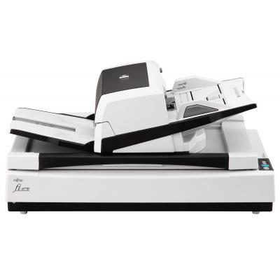 Fujitsu scanner: fi-6770 - Zwart, Wit