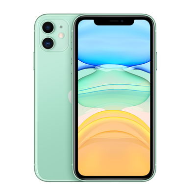 Apple iPhone 11 Smartphone - Groen 128GB