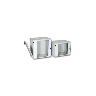 """Microconnect 48.26 cm (19 """") Wall mounting cabinet Rack - Grijs"""