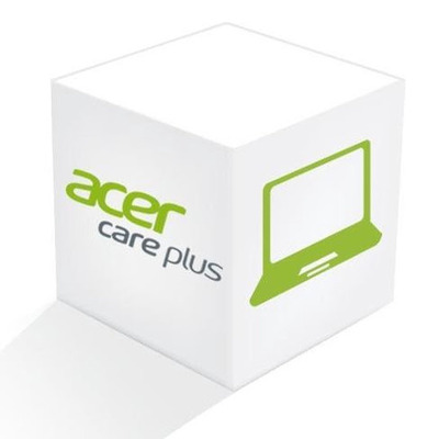 Acer Care Plus warranty extension to 3 years onsite (nbd) for Aspire Notebooks - Virtual Booklet Garantie