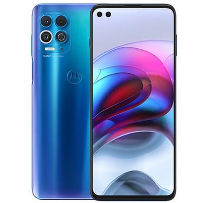 Motorola moto g100 128GB Smartphone - Blauw