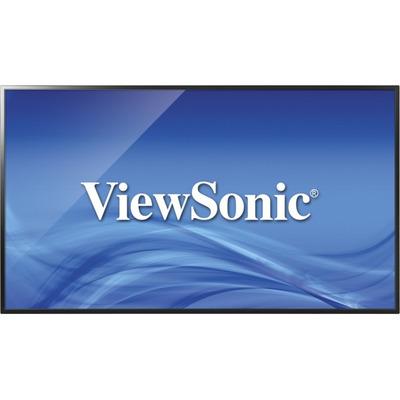 Viewsonic CDE4302 Public display - Zwart