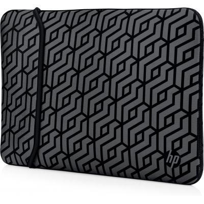 Hp product: Reversible Neoprene Sleeve - Zwart, Grijs