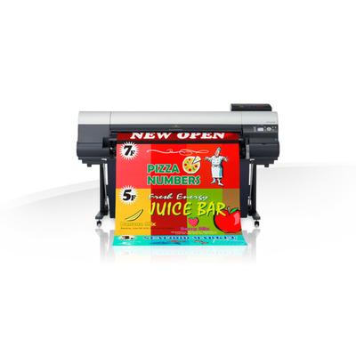 Canon imagePROGRAF iPF8400SE Grootformaat printer - Zwart, Cyaan, Magenta, Mat Zwart, Rood, Geel