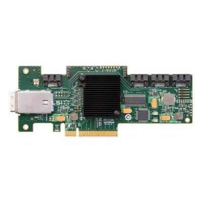IBM 6 Gb SAS Host Bus Adapter for System x - Storage controller - 4 Channel - SAS 2 - 600 MBps - PCIe 2.0 x8 - for .....