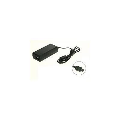 Dell oplader: 50W, 19V, Black - Zwart