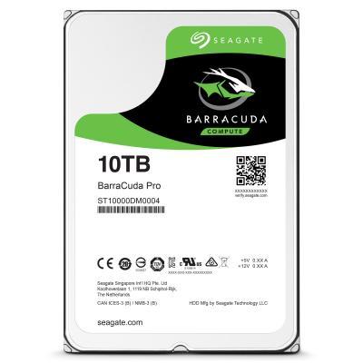 """Seagate interne harde schijf: Barracuda Pro 3.5"""""""