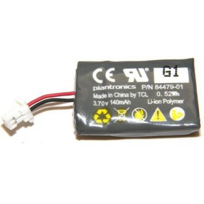 Plantronics Spare Battery for CS540/A Koptelefoon accessoire - Grijs