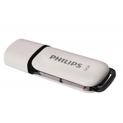 Philips USB flash drive: USB Flash Drive - Wit