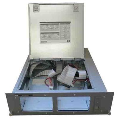 Hewlett Packard Enterprise 3U Rack-mount SAS Kit - 6Gb/sec SAS rack-mountable enclosure, .....