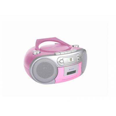 Soundmaster CD-radio: SCD5410PI - Roze