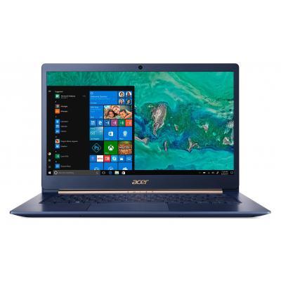 Acer laptop: Swift Swift 5 Pro SF514-52TP-85T2 - Blauw, QWERTY