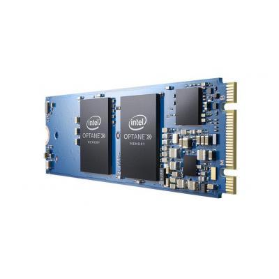Intel Optane Memory SSD - Zwart, Blauw