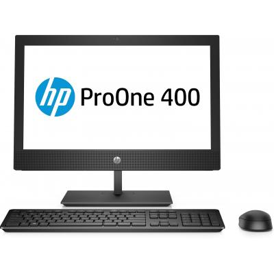 HP ProOne 400 G5 i5 8GB 256GB All-in-one pc - Zwart